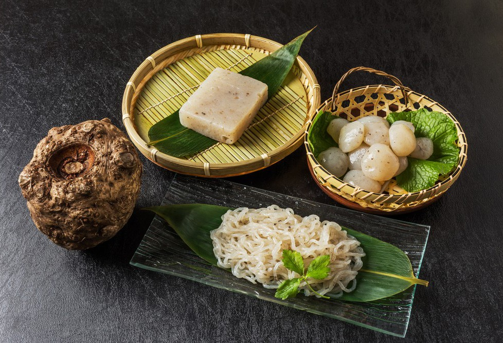 Khoai nưa: món ăn được gọi tên rất nhiều trong Chị đẹp nhưng lại bị dịch thành mầm non - Ảnh 5.