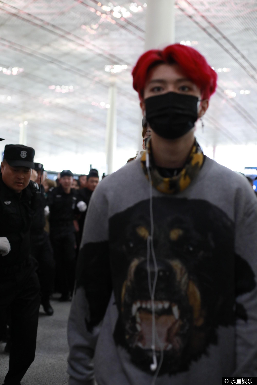 Hơn 10 bảo vệ được huy động để đảm bảo an toàn cho em trai Phạm Băng Băng vì quá hot tại sự kiện - Ảnh 4.