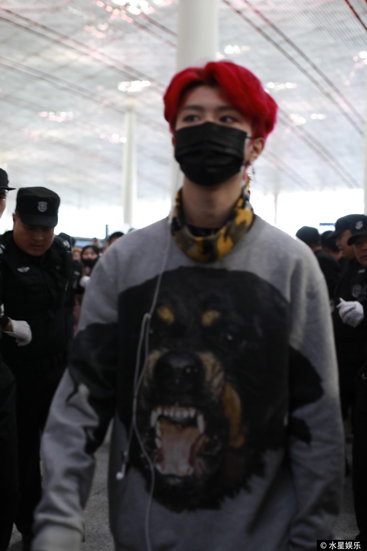 Hơn 10 bảo vệ được huy động để đảm bảo an toàn cho em trai Phạm Băng Băng vì quá hot tại sự kiện - Ảnh 9.