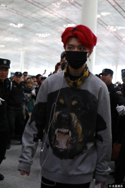 Hơn 10 bảo vệ được huy động để đảm bảo an toàn cho em trai Phạm Băng Băng vì quá hot tại sự kiện - Ảnh 5.