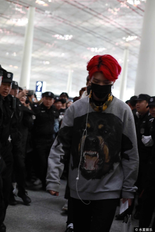 Hơn 10 bảo vệ được huy động để đảm bảo an toàn cho em trai Phạm Băng Băng vì quá hot tại sự kiện - Ảnh 6.