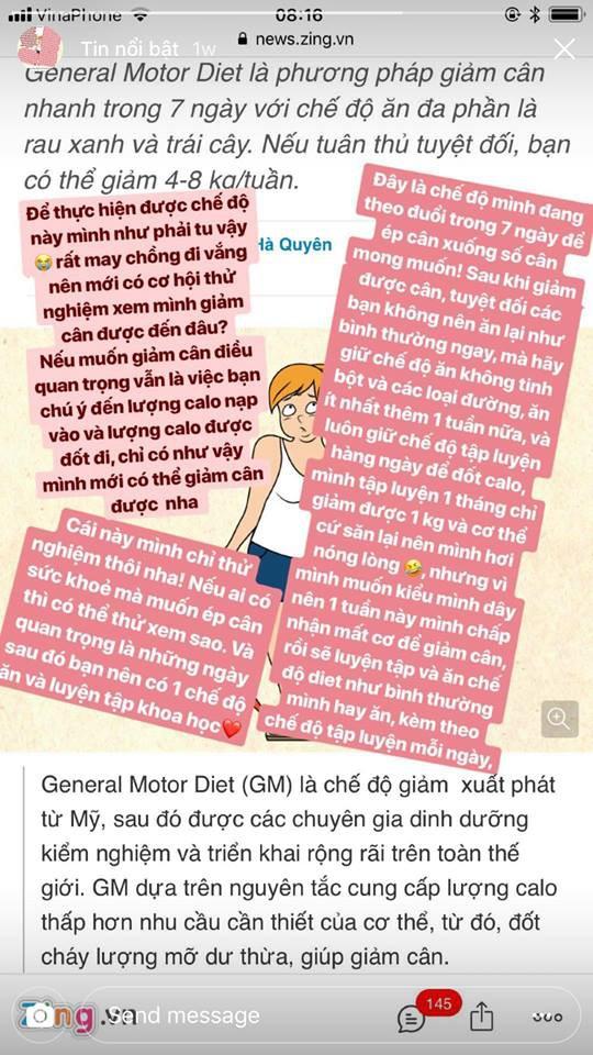 Học cô nàng An Toe bí quyết giảm ngay 8kg trong 7 ngày nhờ 2 chế độ ăn này - Ảnh 13.