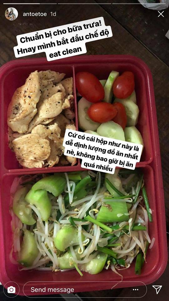 Học cô nàng An Toe bí quyết giảm ngay 8kg trong 7 ngày nhờ 2 chế độ ăn này - Ảnh 3.