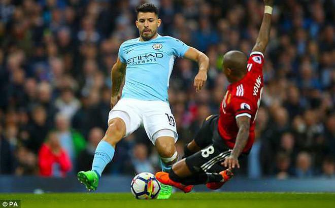 Huyền thoại Man United thừa nhận trọng tài cướp trắng penalty của Man City - Ảnh 1.