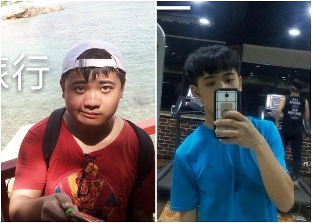 Có những anh chàng chỉ cần giảm cân là ngay lập tức biến thành soái ca vạn người mê - Ảnh 10.