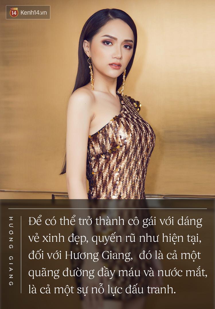 Hoa hậu Hương Giang: Sau ánh hào quang là quãng đường đầy chông gai để khẳng định bản thân - Ảnh 2.