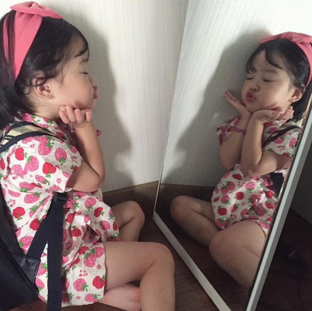 Những nhóc tỳ Hàn Quốc đình đám trên Instagram: Đáng yêu và hot ngang ngửa các Instagramer nổi tiếng xứ Kim Chi - Ảnh 20.