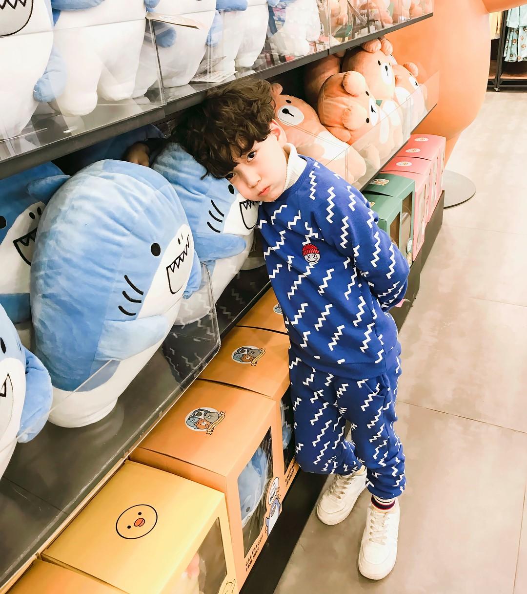 Những nhóc tỳ Hàn Quốc đình đám trên Instagram: Đáng yêu và hot ngang ngửa các Instagramer nổi tiếng xứ Kim Chi - Ảnh 13.