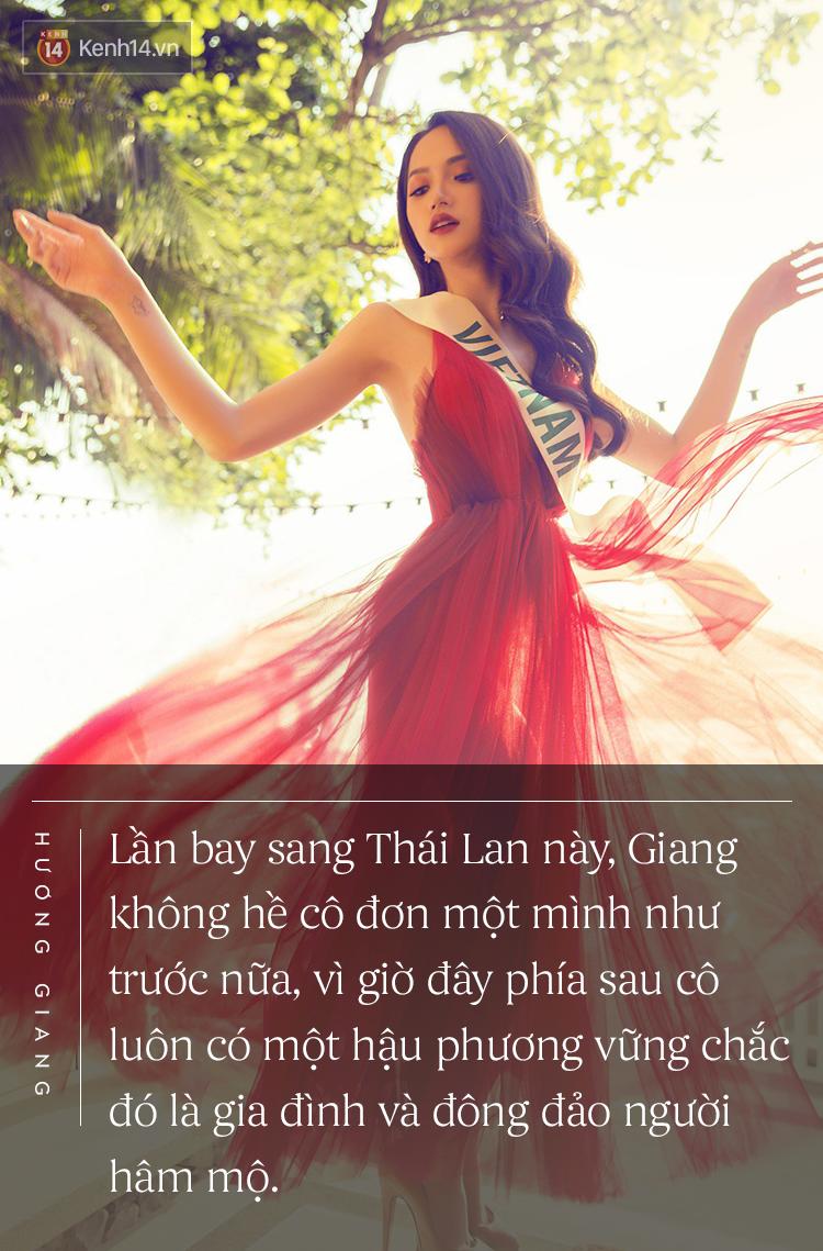 Hoa hậu Hương Giang: Sau ánh hào quang là quãng đường đầy chông gai để khẳng định bản thân - Ảnh 4.
