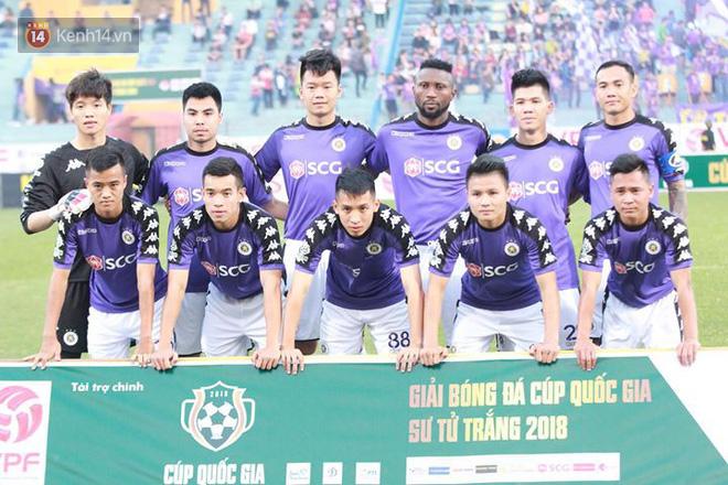 Sao U23 Việt Nam thi đấu dưới sức, Hà Nội vất vả đi tiếp ở Cúp Quốc gia sau loạt penalty cân não - Ảnh 3.