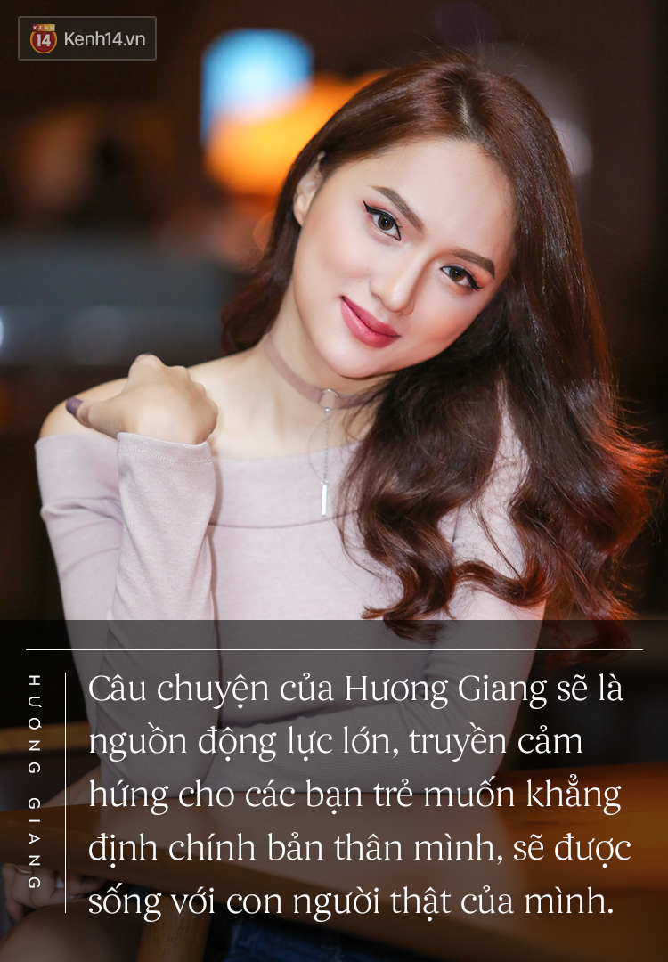 Hoa hậu Hương Giang: Sau ánh hào quang là quãng đường đầy chông gai để khẳng định bản thân - Ảnh 6.