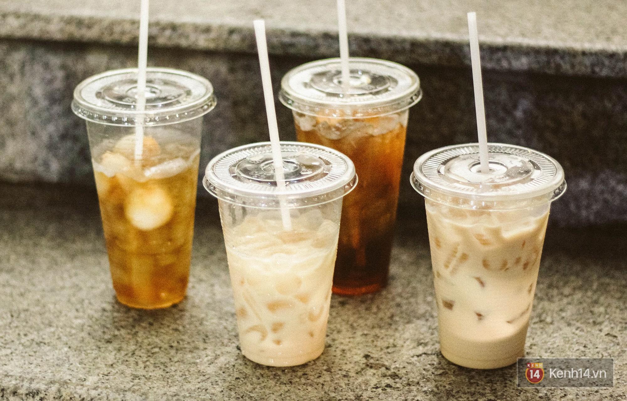 Dù chỉ là trà sữa ven đường nhưng các hàng này ở Sài Gòn lại hút khách hơn cả những thương hiệu lớn - Ảnh 6.