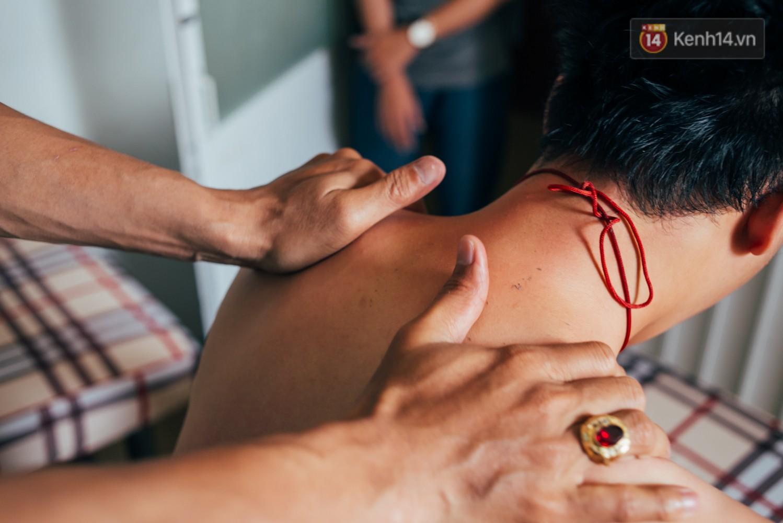 Câu chuyện cảm động phía sau cơ sở massage ở Sài Gòn với nhân viên và ông chủ đều là người khiếm thị - Ảnh 6.