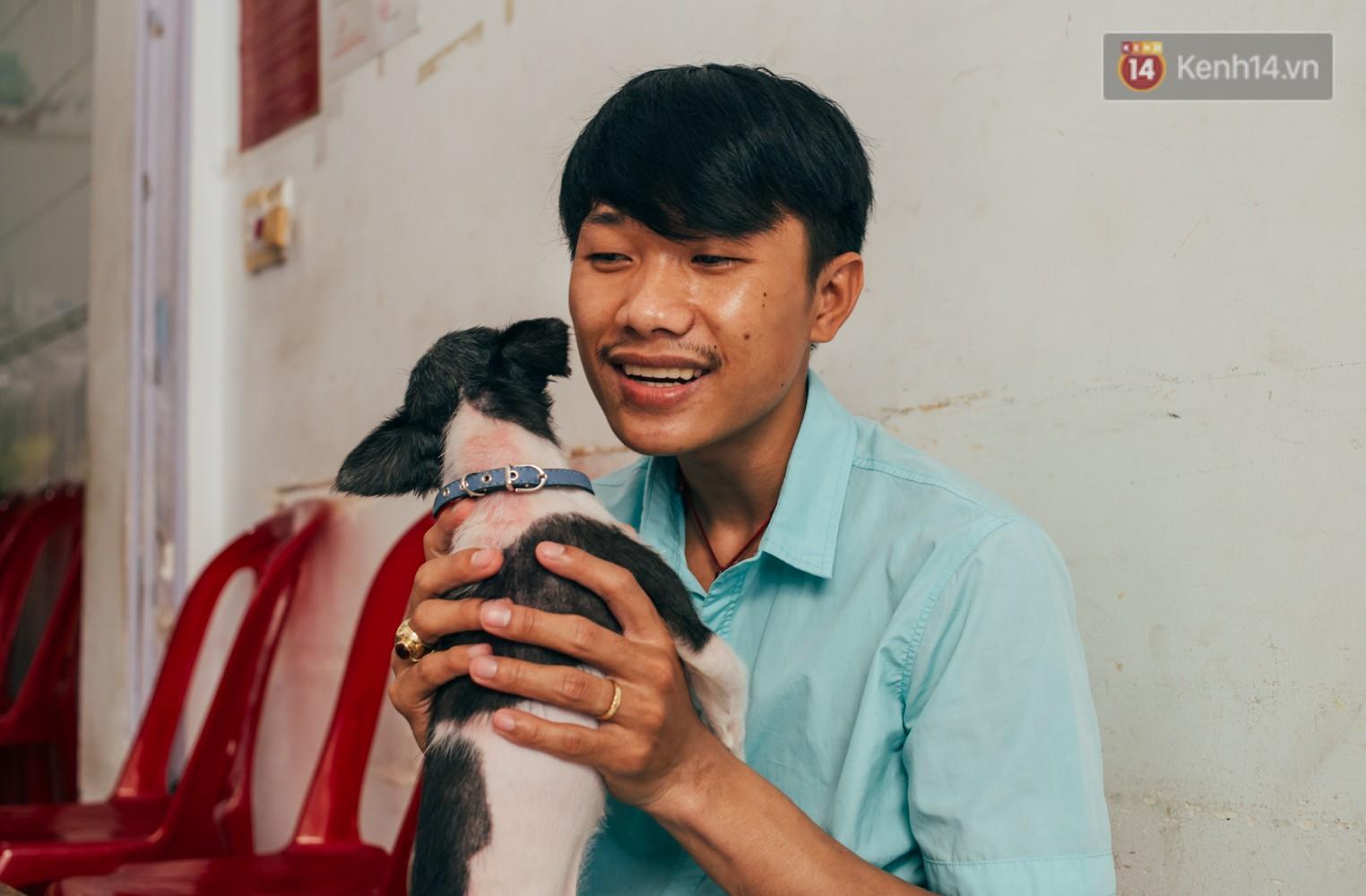 Câu chuyện cảm động phía sau cơ sở massage ở Sài Gòn với nhân viên và ông chủ đều là người khiếm thị - Ảnh 4.