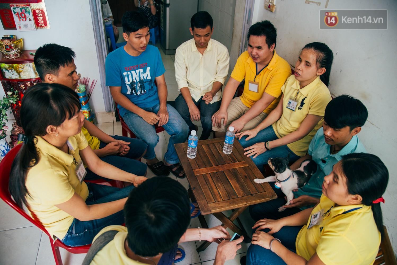Câu chuyện cảm động phía sau cơ sở massage ở Sài Gòn với nhân viên và ông chủ đều là người khiếm thị - Ảnh 9.
