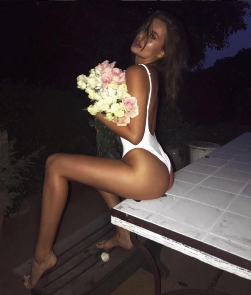 Lexi Wood - Người mẫu Playboy gợi cảm khoá môi Brooklyn Beckham là ai? - Ảnh 5.