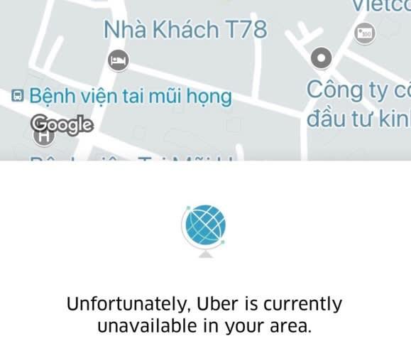 Nỗi buồn chia tay Uber trên toàn Đông Nam Á: Rất tiếc, Uber không còn khả dụng ở khu vực của bạn nữa - Ảnh 2.