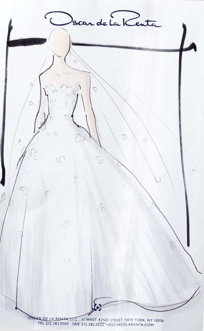 Tốn đến 240 giờ thực hiện, bảo sao Vogue khen Min Hyorin có chiếc váy cưới đỉnh nhất Kpop! - Ảnh 2.