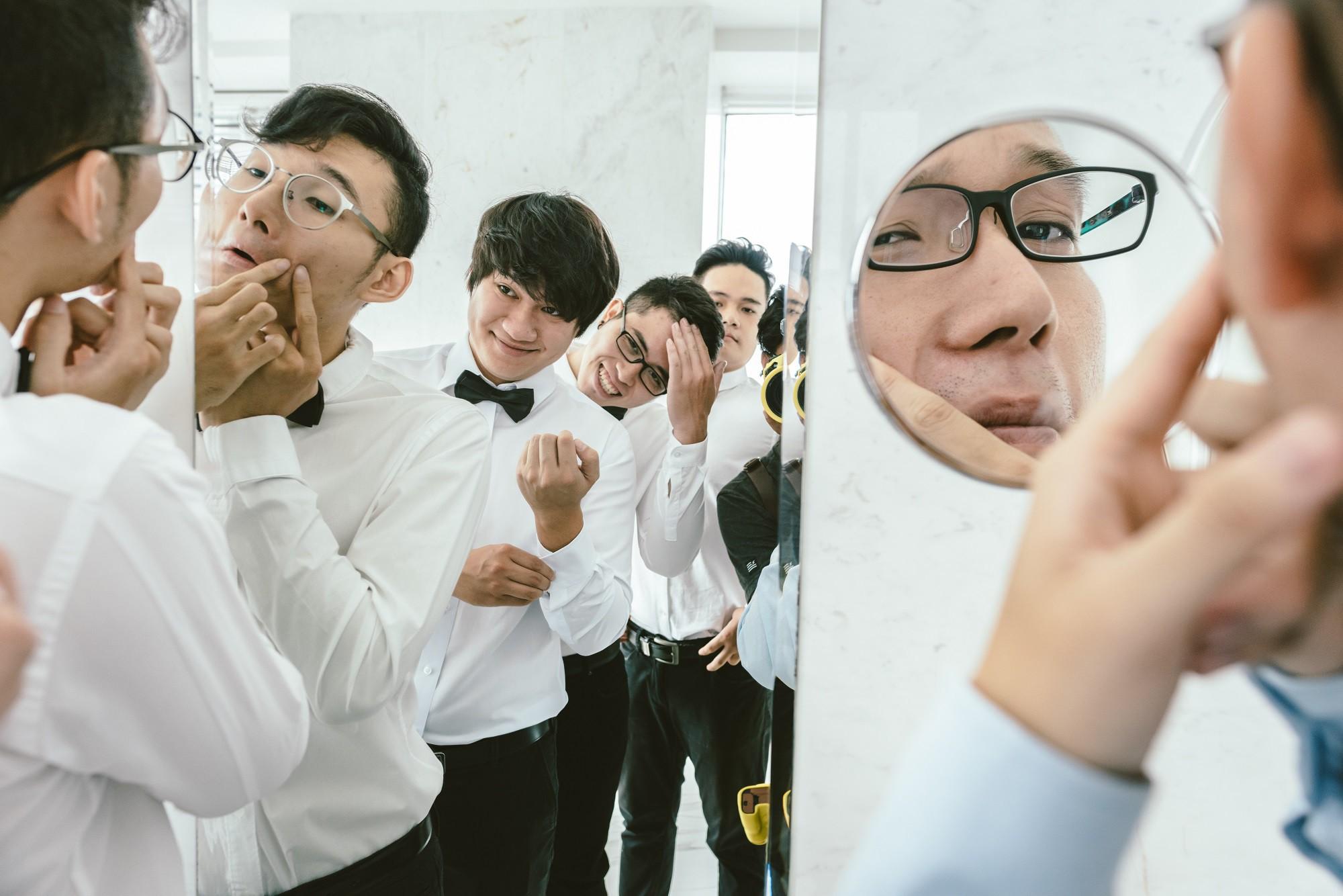 Em gái Trấn Thành kết hôn với bạn trai Hồng Kông, tung bộ ảnh cưới nhắng nhít cùng hội bạn thân - Ảnh 16.