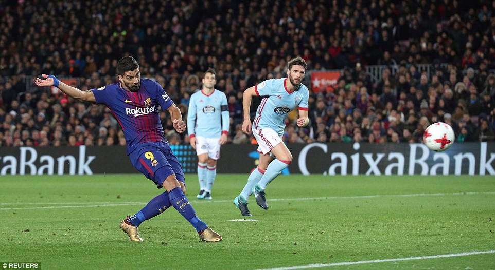 Messi lập cú đúp, Barca giành chiến thắng 5 sao - Ảnh 7.