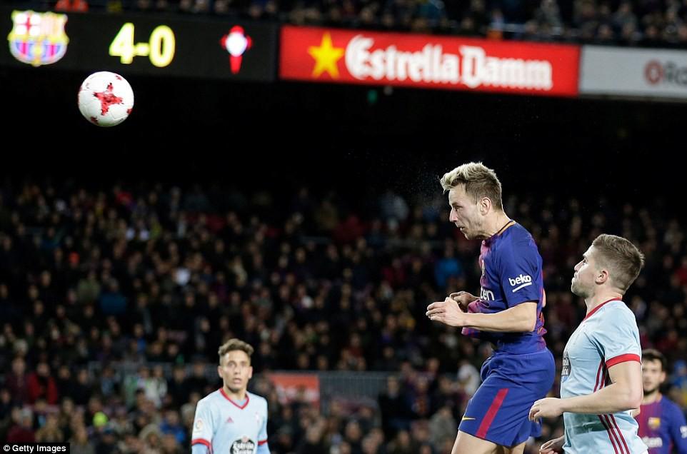 Messi lập cú đúp, Barca giành chiến thắng 5 sao - Ảnh 9.
