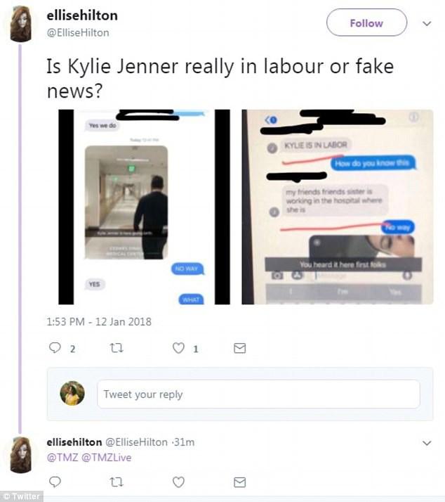 Fan xôn xao trên mạng xã hội vì cho rằng Kylie Jenner đã vào bệnh viện sinh con - Ảnh 3.