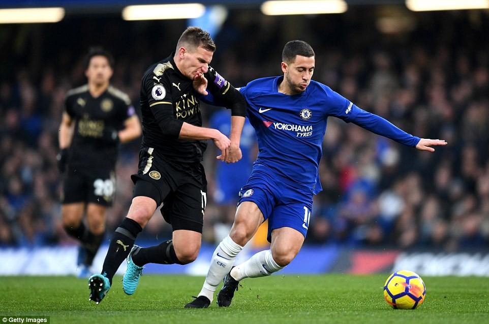 Chelsea hòa thất vọng dù chơi hơn người - Ảnh 3.