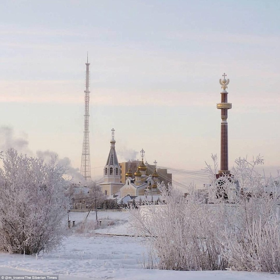 Ngôi làng lạnh nhất thế giới - chạm ngưỡng kỷ lục, nhiệt kế vỡ tung vì quá lạnh - Ảnh 5.