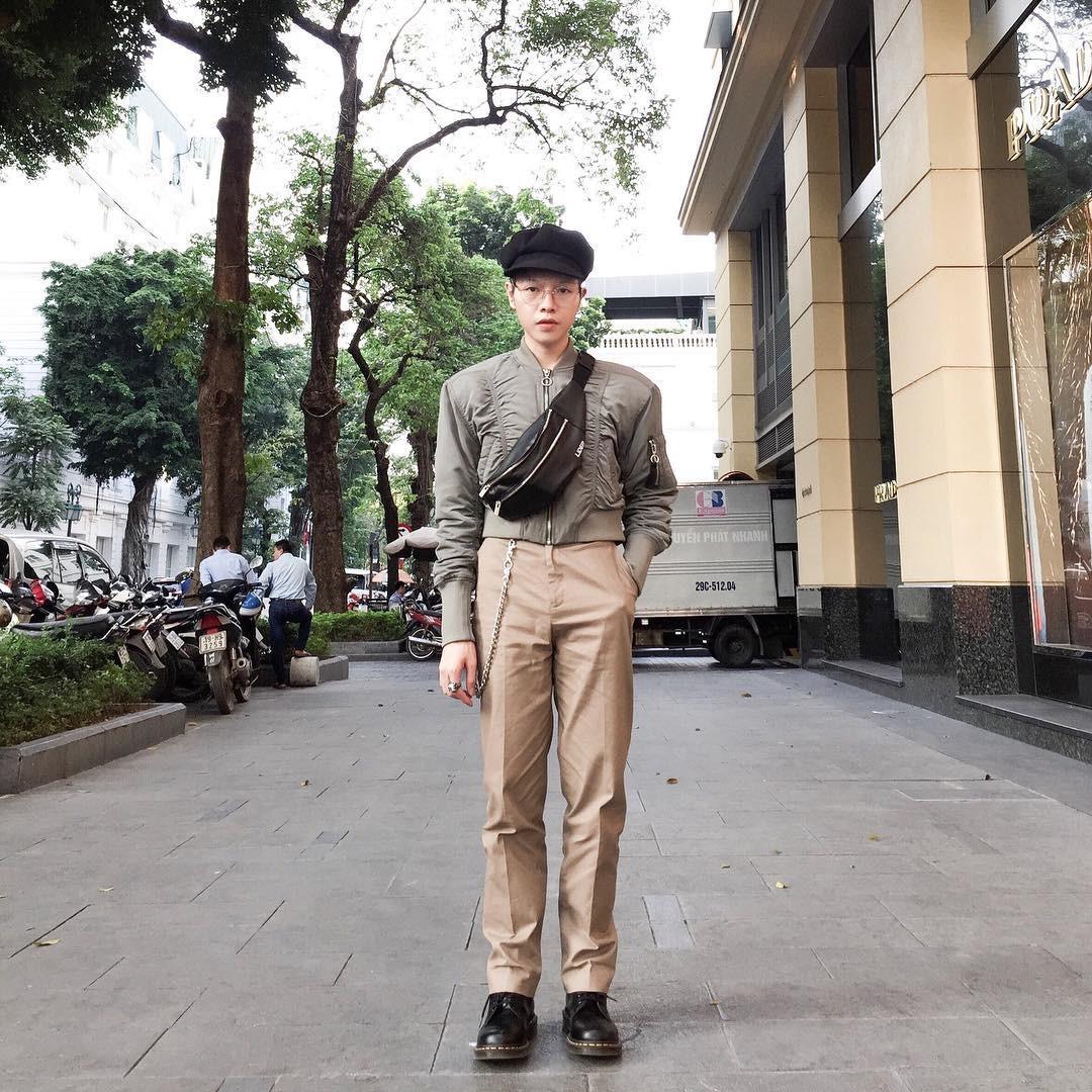 5 xu hướng streetwear hot hit được giới trẻ Việt sành mặc diện liên tục suốt cả năm 2017 - Ảnh 18.