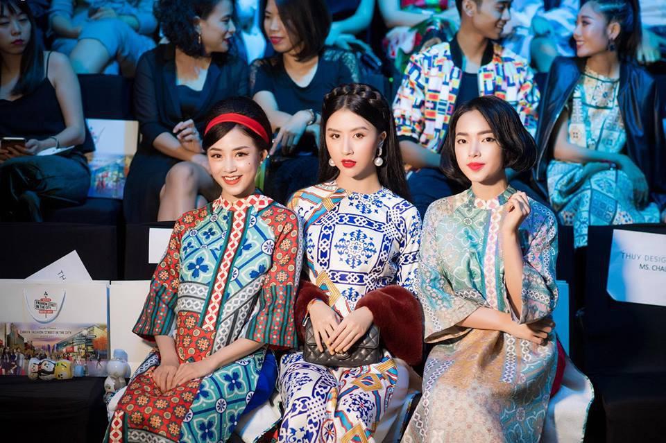 Năm 2017, nhờ phim Việt mà áo dài lên ngôi, được giới trẻ diện nhiều không thua kém các hot trend thời thượng - Ảnh 7.