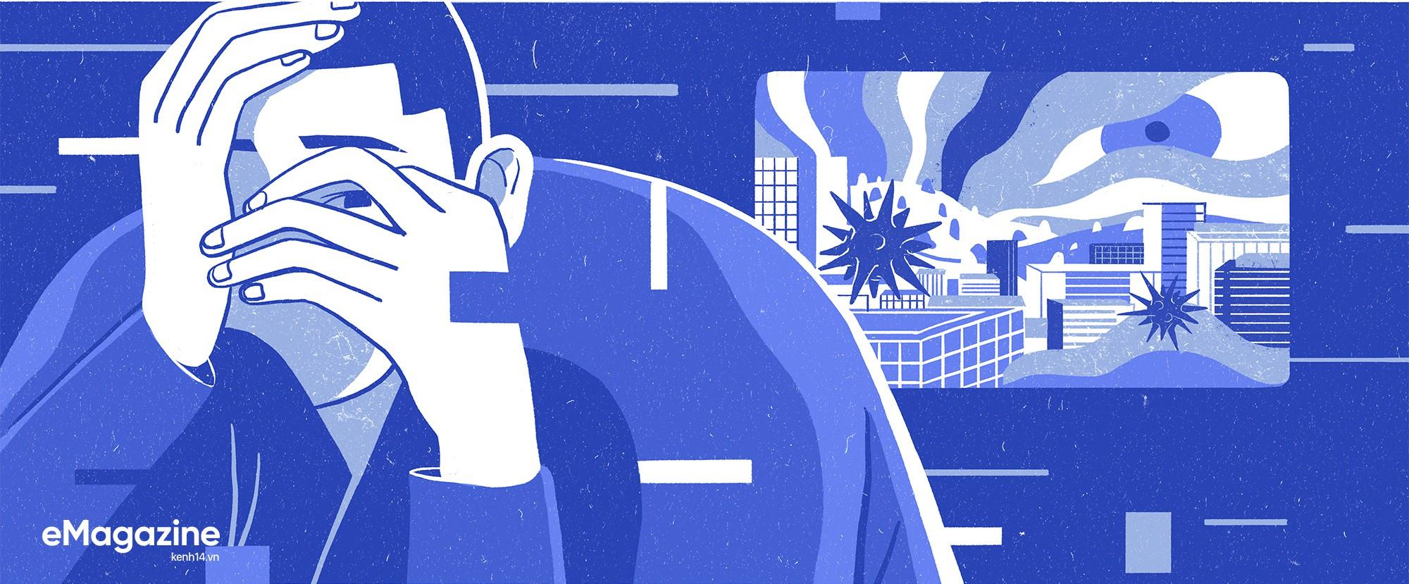Chúng ta, một thế hệ sợ hãi - Sợ mọi thứ trên Internet, và cũng sợ không xuất hiện trên Internet - Ảnh 5.