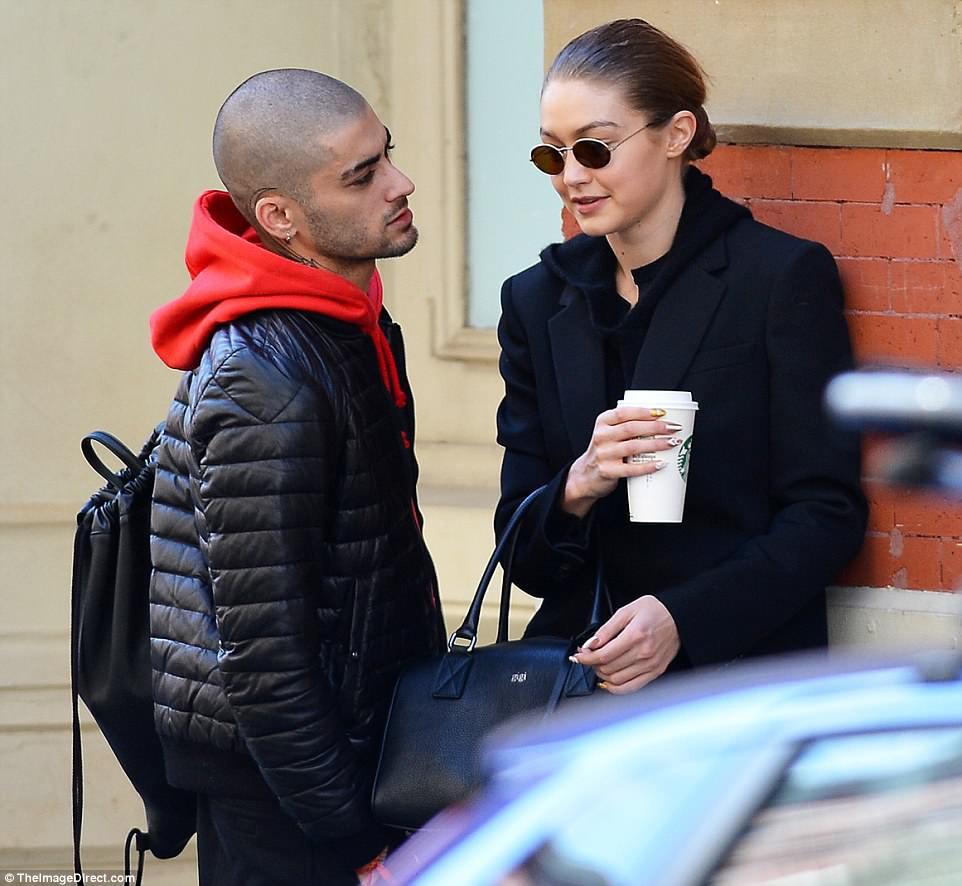 Are Zayn And Gigi Back Together Seethru