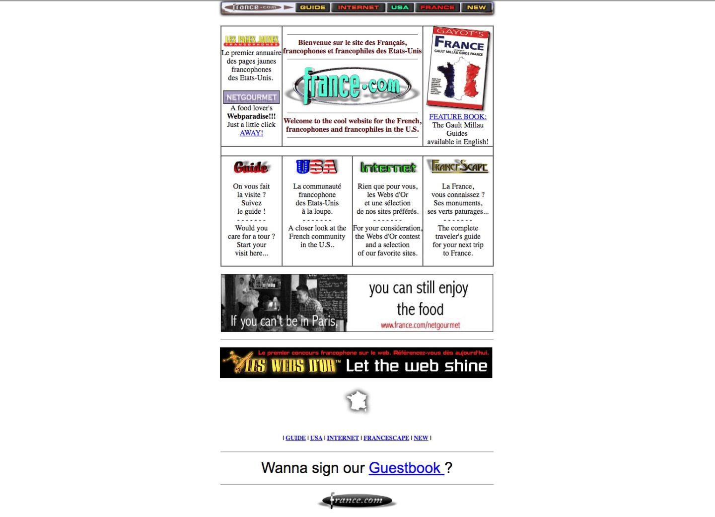 Lập website hơn 20 năm rồi bị phủi tay, thanh niên Pháp kiện cả chính phủ quê hương để đòi lại - Ảnh 1.