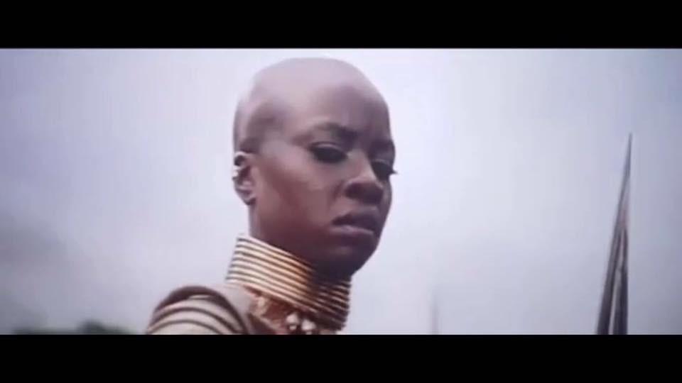 Infinity War khiến fan khoái chí vì biểu cảm mean vô cực của chị đẹp Okoye! - Ảnh 5.