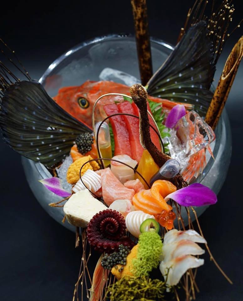 Những phần sashimi sống động có chút rợn người thế này bạn có dám thử không? - Ảnh 5.