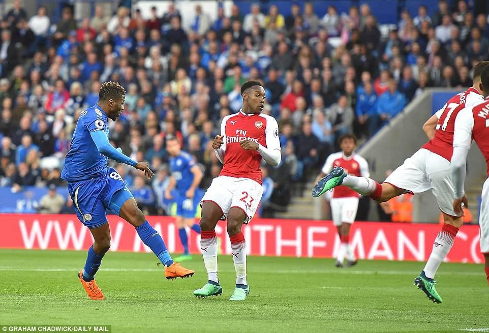 Arsenal tái lập kỷ lục tệ hại chưa từng xuất hiện nửa thế kỷ qua - Ảnh 5.