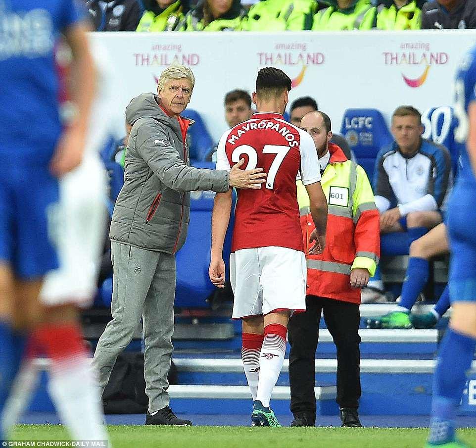 Arsenal tái lập kỷ lục tệ hại chưa từng xuất hiện nửa thế kỷ qua - Ảnh 7.