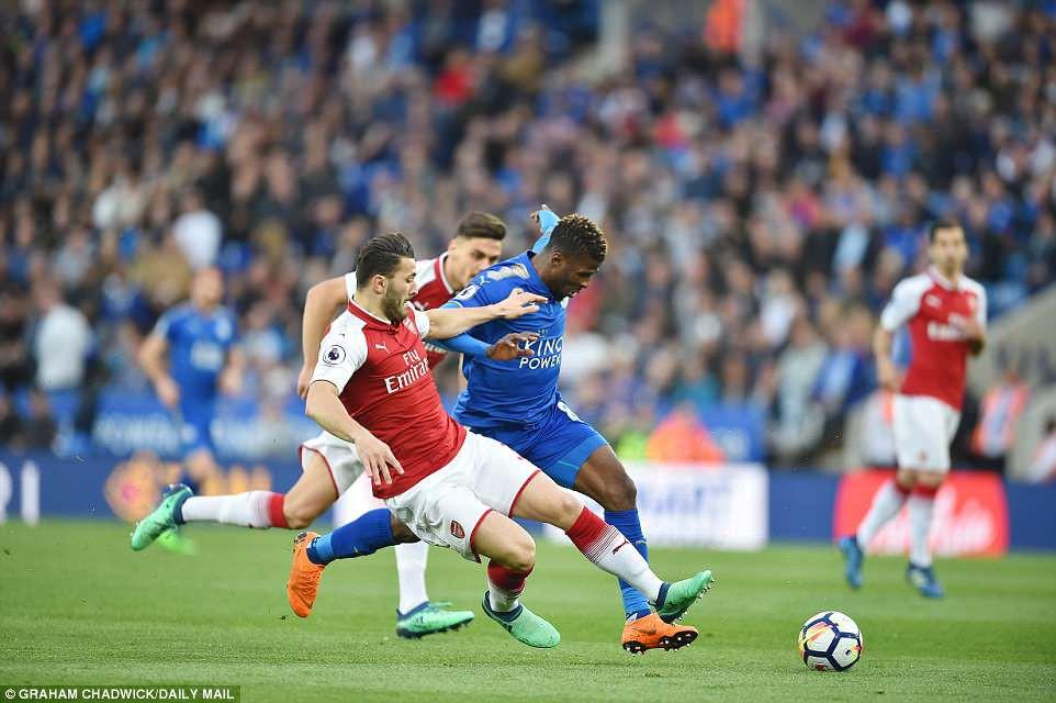 Arsenal tái lập kỷ lục tệ hại chưa từng xuất hiện nửa thế kỷ qua - Ảnh 8.