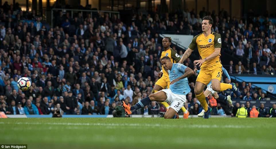 Man City lập liên tiếp 3 kỷ lục Ngoại hạng Anh - Ảnh 6.
