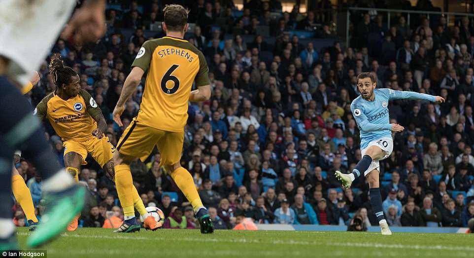 Man City lập liên tiếp 3 kỷ lục Ngoại hạng Anh - Ảnh 8.