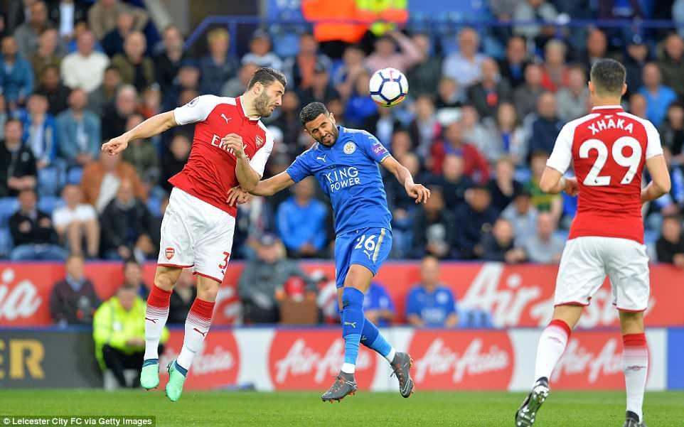 Arsenal tái lập kỷ lục tệ hại chưa từng xuất hiện nửa thế kỷ qua - Ảnh 4.