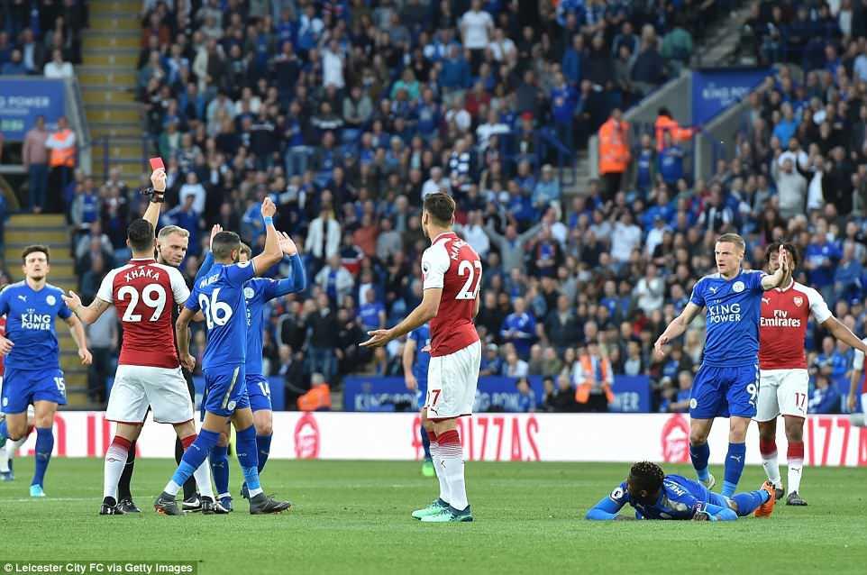 Arsenal tái lập kỷ lục tệ hại chưa từng xuất hiện nửa thế kỷ qua - Ảnh 6.