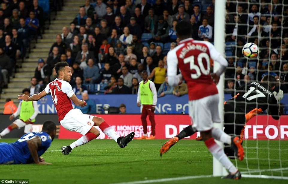 Arsenal tái lập kỷ lục tệ hại chưa từng xuất hiện nửa thế kỷ qua - Ảnh 9.