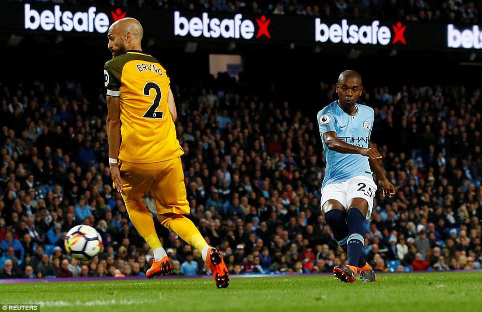 Man City lập liên tiếp 3 kỷ lục Ngoại hạng Anh - Ảnh 9.