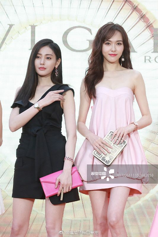 Mặc váy nuốt dáng, Đường Yên xinh thế nào cũng khó mà trông hoàn hảo được - Ảnh 3.