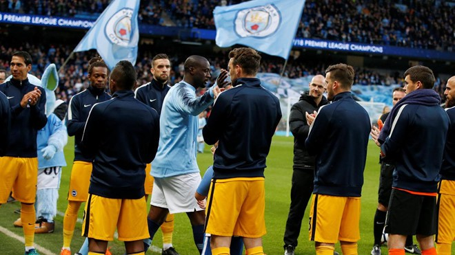 Man City lập liên tiếp 3 kỷ lục Ngoại hạng Anh - Ảnh 3.
