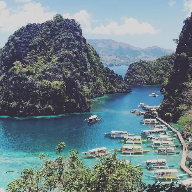 Coron - đảo thiên đường đẹp không thua Maldives của Philippines Photo-1-15259166366961095415915