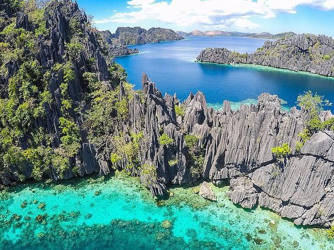 Coron - đảo thiên đường đẹp không thua Maldives của Philippines Photo-10-152591663671688440926