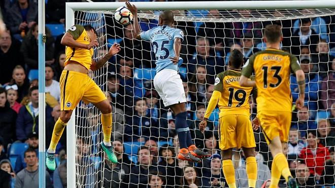 Man City lập liên tiếp 3 kỷ lục Ngoại hạng Anh - Ảnh 7.