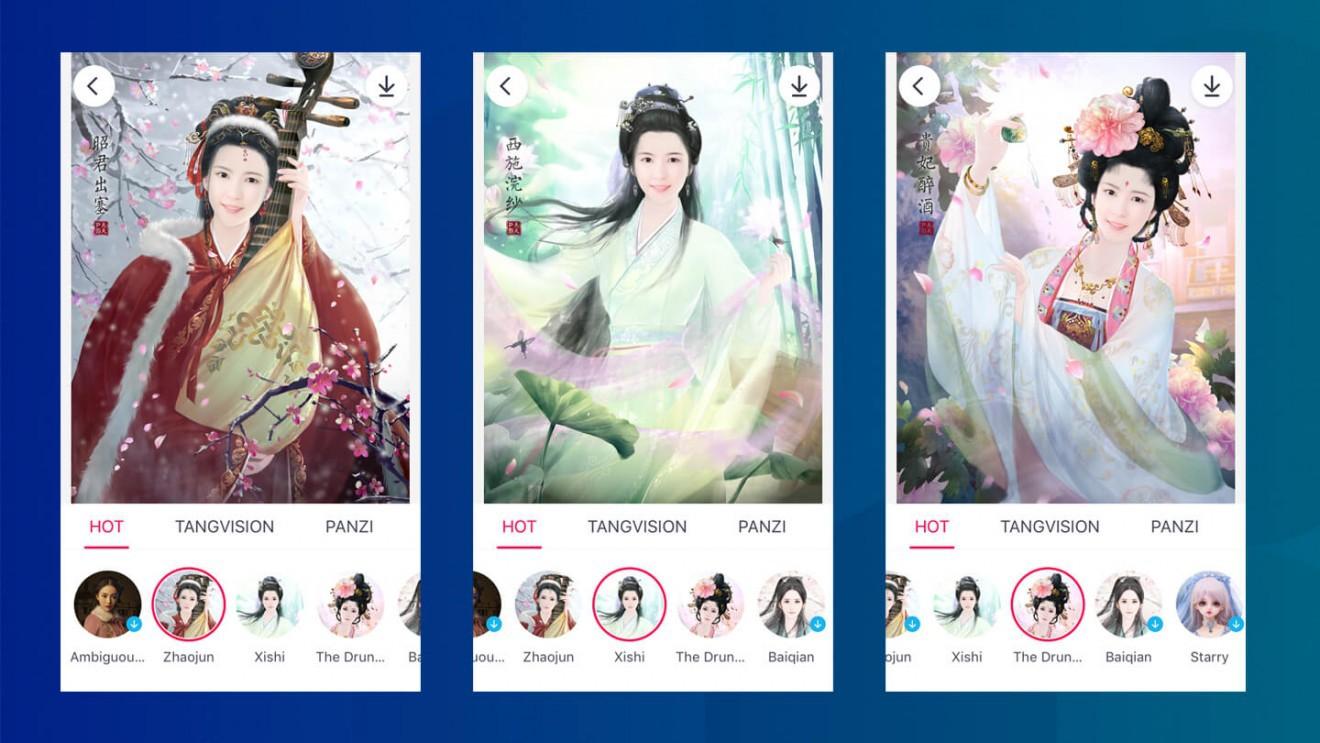 Trào lưu ảnh chân dung hoài cổ đang gây sốt trong giới trẻ Trung Quốc: 500 năm trước trông bạn như thế nào? - Ảnh 5.